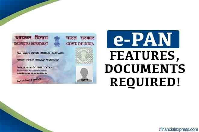Guidelines for Allotment Of Instant PAN through Aadhaar Based e-KYC