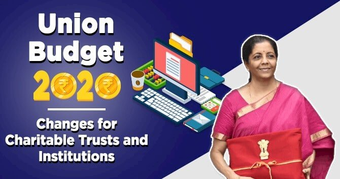 Impact of 'Budget 2020 Finance Bill' on Charitable Trust & Institutions