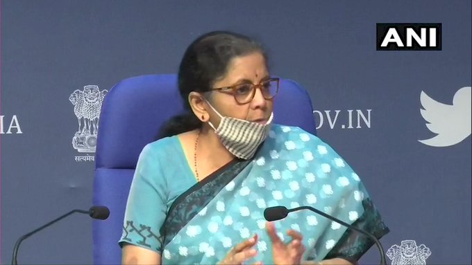Announcement for MSME's by Finance Minister