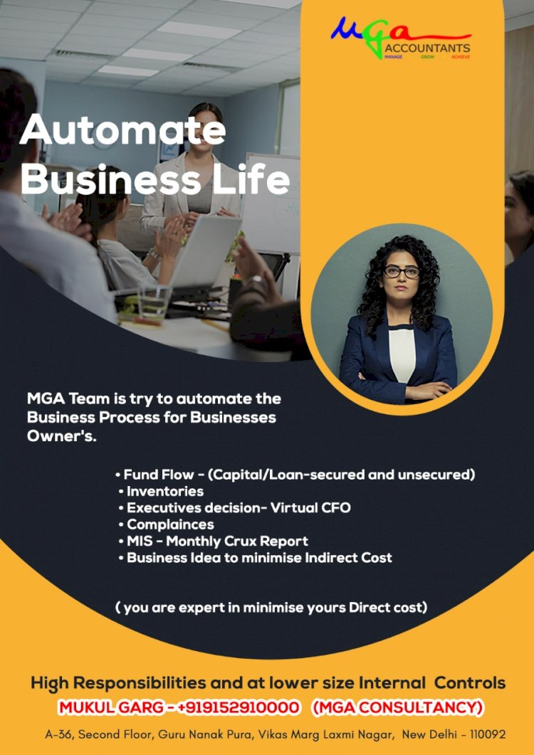 Automate Business Life