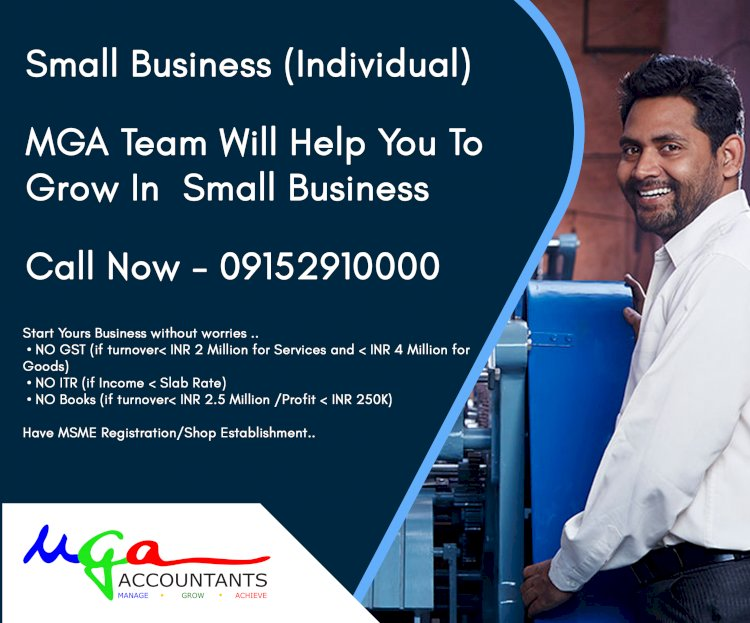 Small Business (Individual)
