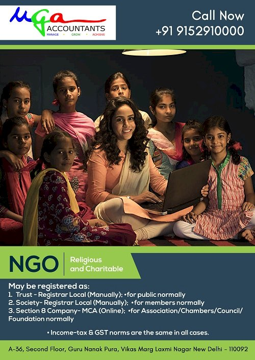 NGO (Religious and Charitable)